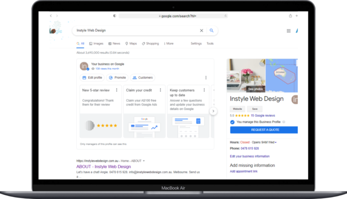 how to write a Google review request for your customers